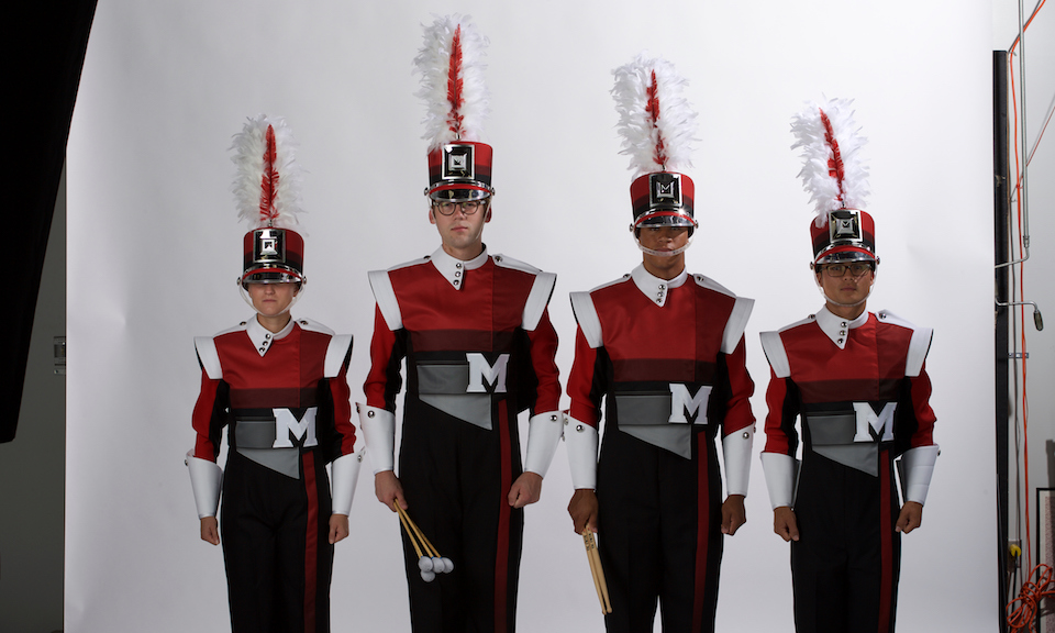 MUMB Debuts New Uniforms!