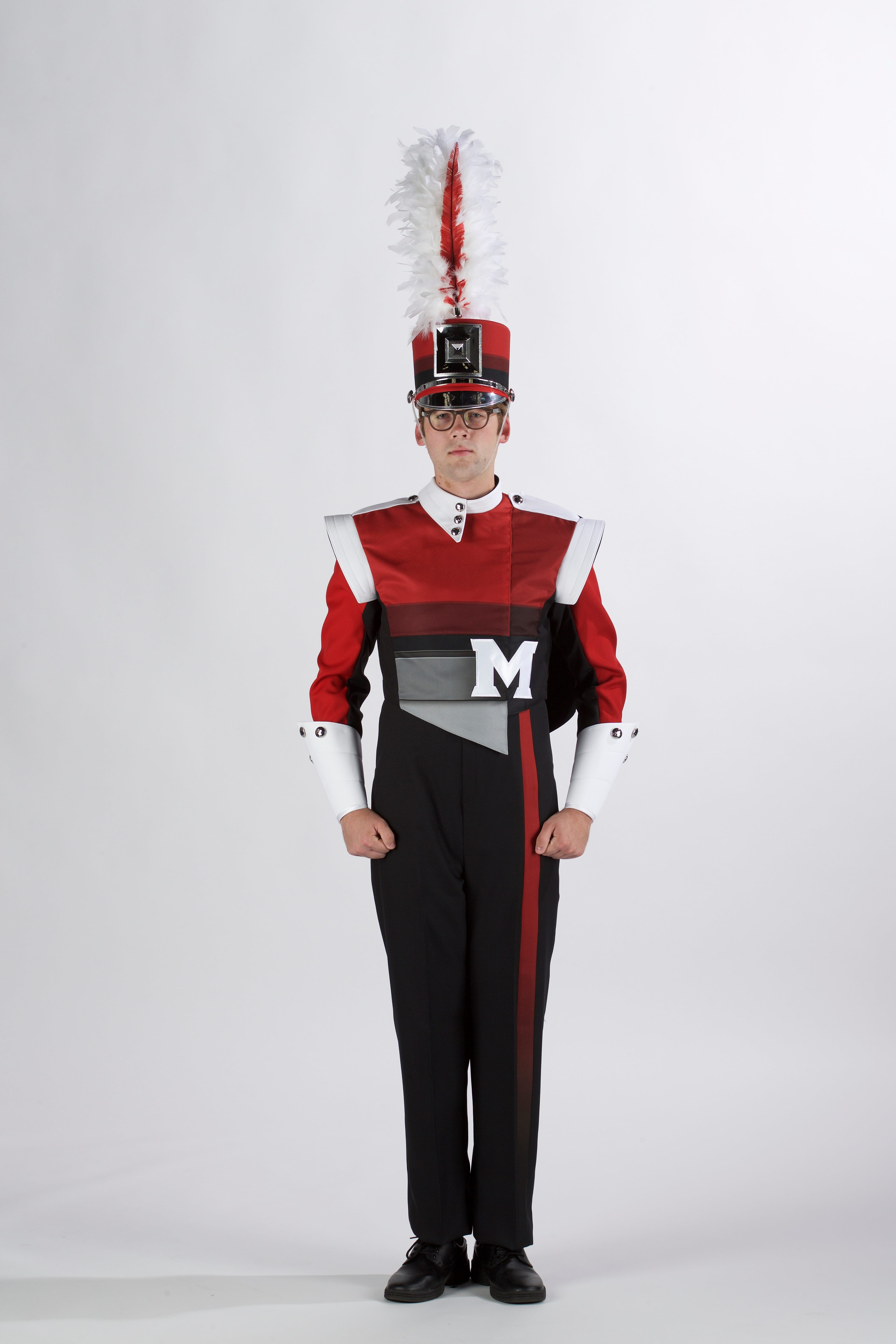 Mumb Debuts New Uniforms Miami University Marching Band Pants Black