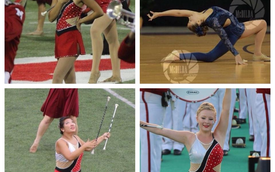 Introducing the 2018 MUMB Feature Twirlers
